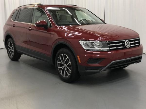2019 Volkswagen Tiguan in Tampa, FL