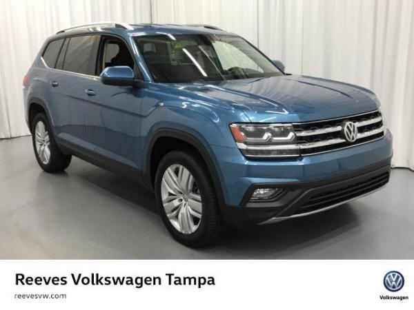 2019 Volkswagen Atlas in Tampa, FL