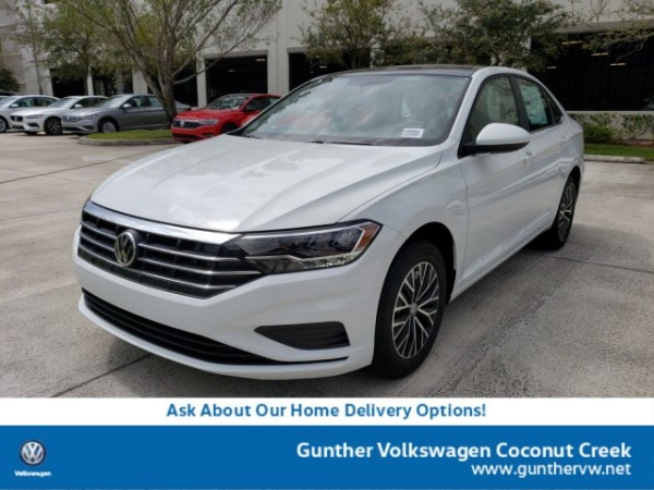 2020 Volkswagen Jetta in Coconut Creek, FL
