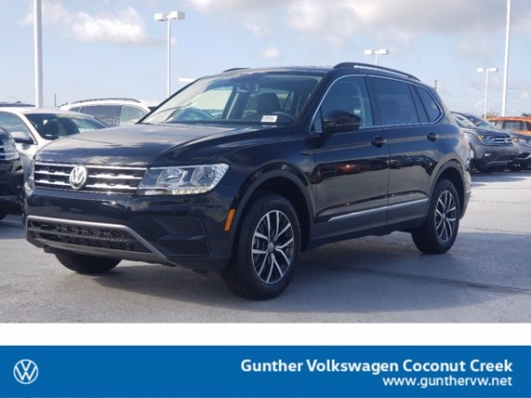2020 Volkswagen Tiguan in Coconut Creek, FL