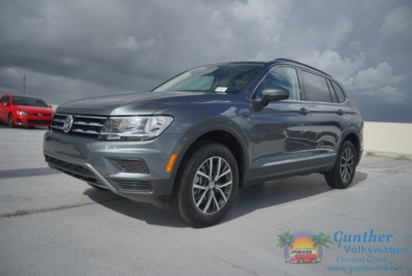 2020 Volkswagen Tiguan in Coconut Creek, FL