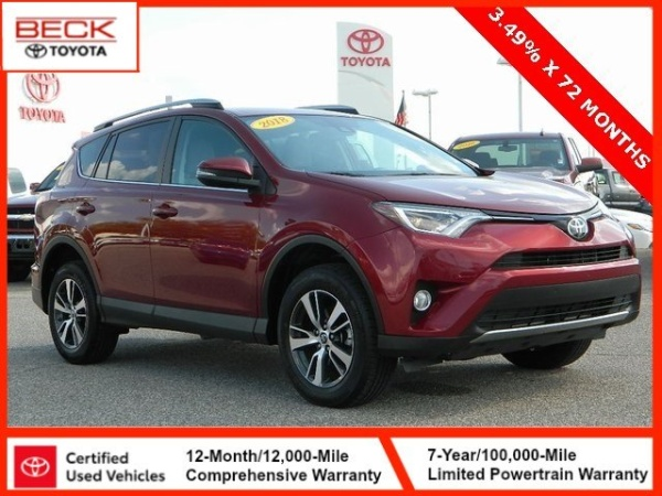 2018 Toyota RAV4 in Indianapolis, IN