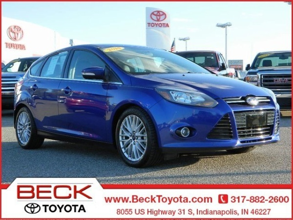 2014 Ford Focus in Indianapolis, IN