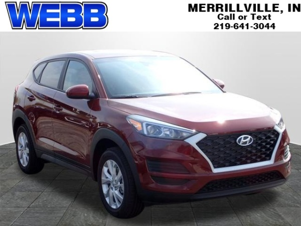 2020 Hyundai Tucson in Merrillville, IN