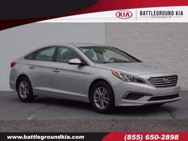 2016 Hyundai Sonata in Greensboro, NC