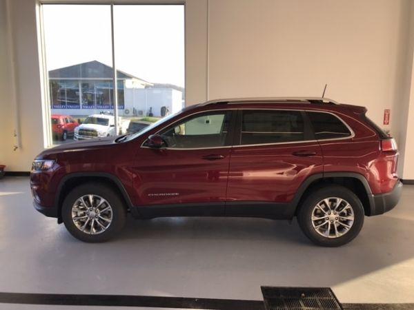 2020 Jeep Cherokee in Staunton, VA