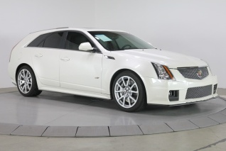 Cadillac Cts V Wagon For Sale 2 >> Used Cadillac Cts V Wagons For Sale Search 12 Used Wagon Listings