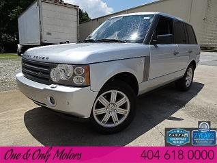 Range Rover Atlanta >> Used Land Rover Range Rovers For Sale In Atlanta Ga Truecar