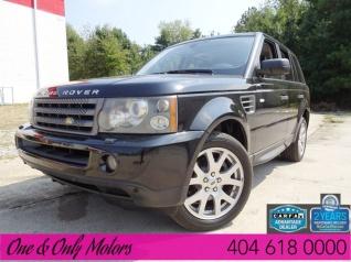 Range Rover Atlanta >> Used Land Rover Range Rover Sports For Sale In Atlanta Ga