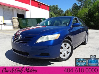 2007 Toyota Camry Le I4 Automatic For In Atlanta Ga