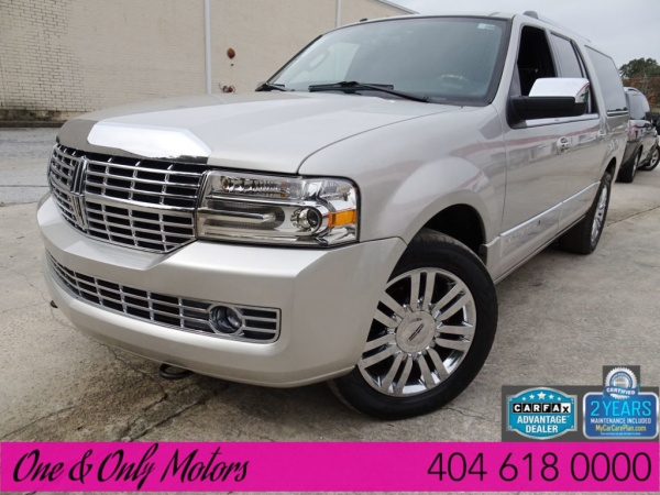 2007 Lincoln Navigator L Luxury