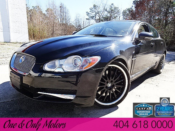 2010 Jaguar XF in Atlanta, GA