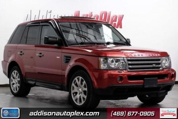 2009 Land Rover Range Rover Sport in Addison, TX
