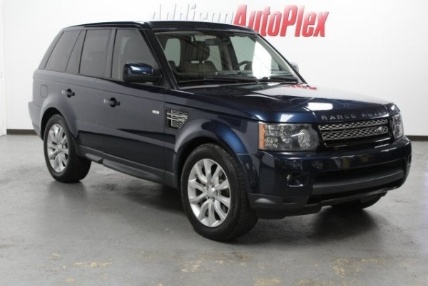 2012 Land Rover Range Rover Sport in Addison, TX