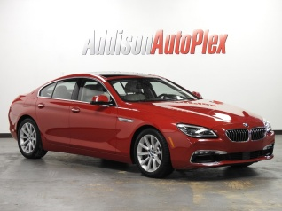 2016 Bmw 6 Series 640i Xdrive Gran Coupe Awd For In Addison Tx