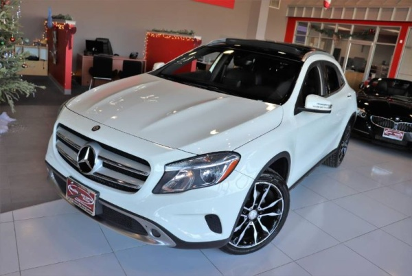 2017 Mercedes-Benz GLA in Springfield Township, NJ