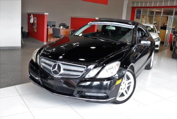 2013 Mercedes-Benz E