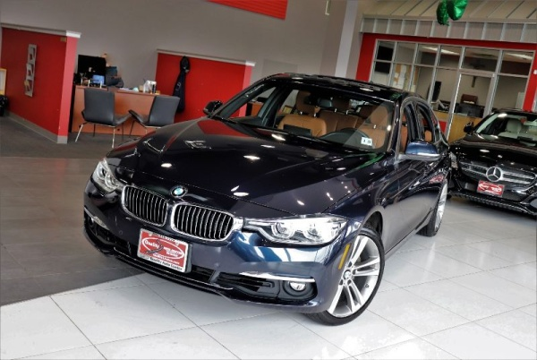 2016 BMW 3 Series in Springfield Township, NJ