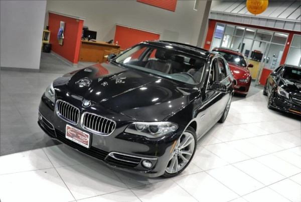 2016 BMW 5 Series in Springfield Township, NJ