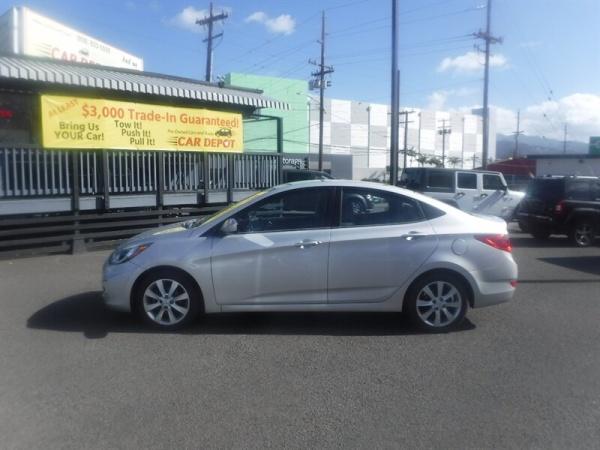2012 Hyundai Accent in Honolulu, HI