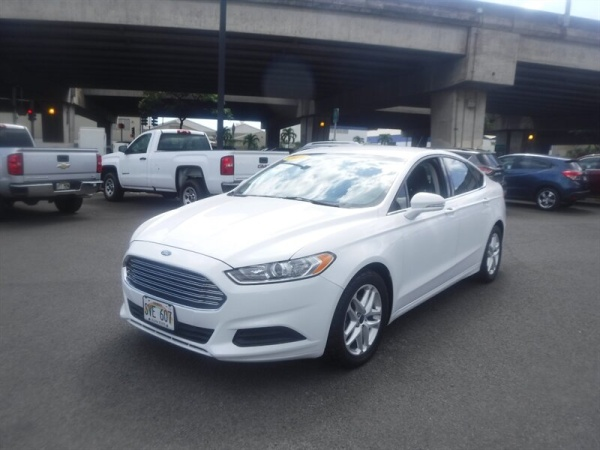 2016 Ford Fusion in Honolulu, HI