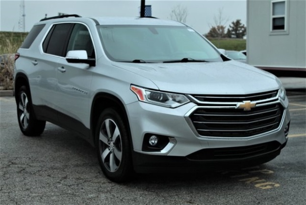 2019 Chevrolet Traverse in St. Louis, MO