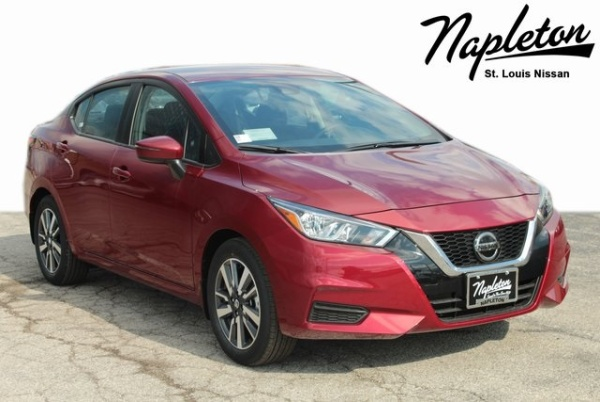 2020 Nissan Versa in St. Louis, MO