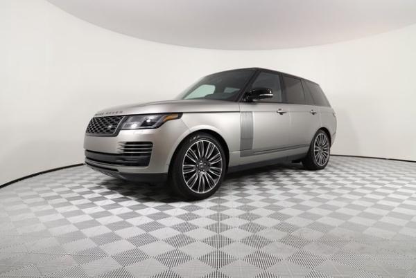 2020 Land Rover Range Rover in North Miami, FL