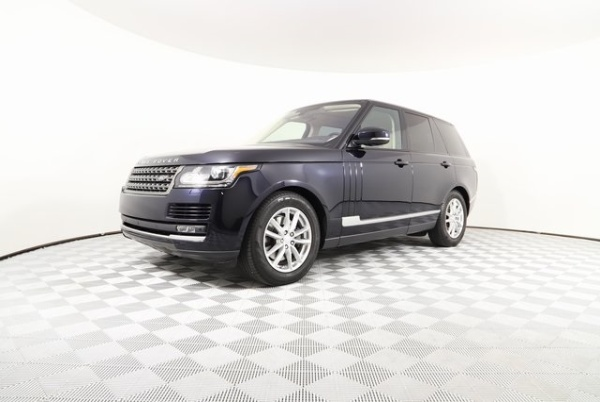 2016 Land Rover Range Rover in North Miami, FL