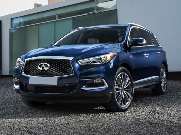 2020 INFINITI QX60 in North Miami, FL