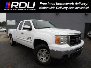 2009 Gmc Sierra 1500 Sle Ext Cab Rb 2wd For In Raleigh Nc