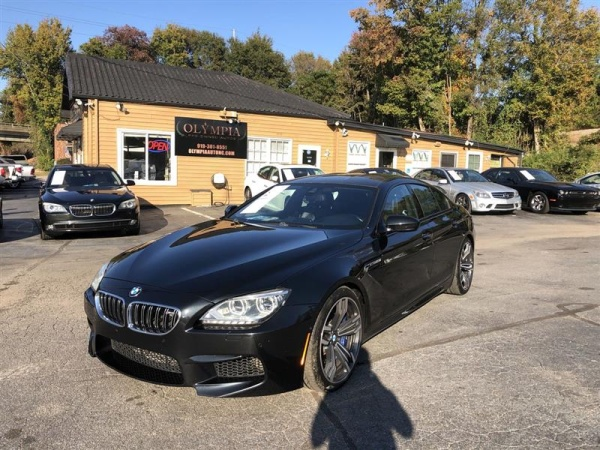 2014 BMW M6 in Raleigh, NC