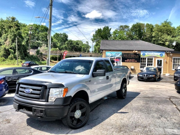 2012 Ford F-150 in Raleigh, NC