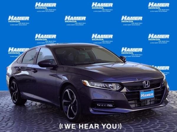 2019 Honda Accord in Reseda, CA