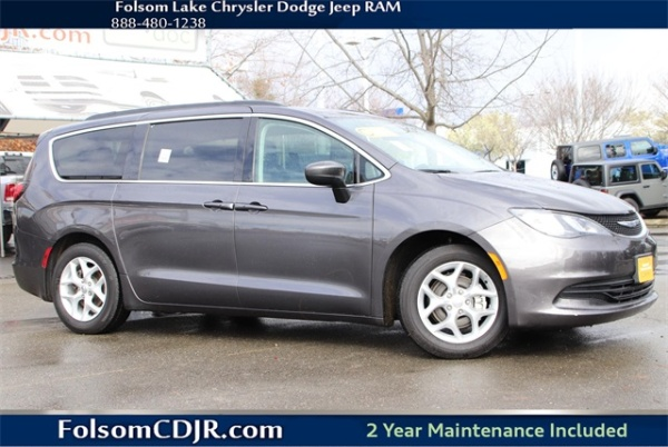 2018 Chrysler Pacifica Unknown