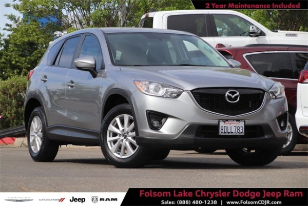 2015 Mazda CX-5 in Folsom, CA