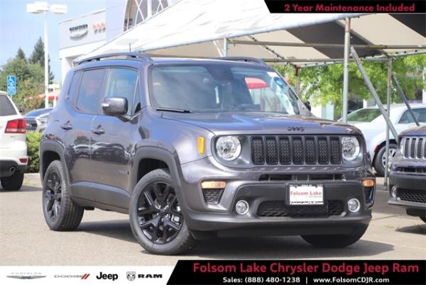 2019 Jeep Renegade in Folsom, CA
