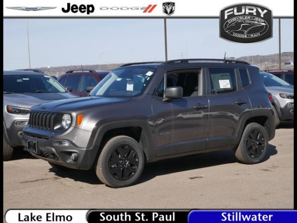 2020 Jeep Renegade in South St. Paul, MN