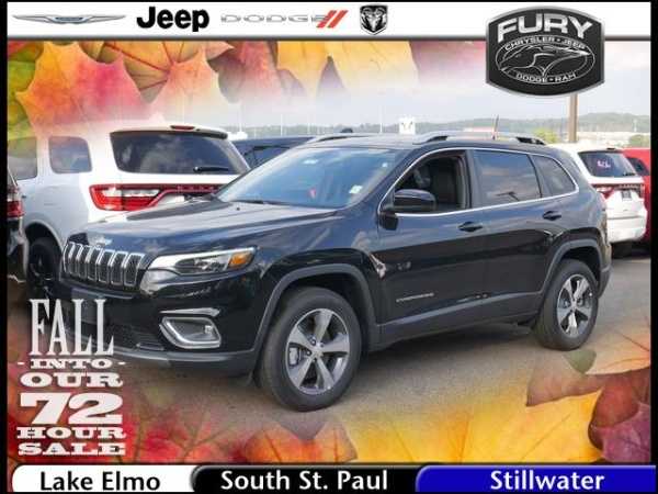 2019 Jeep Cherokee in South St. Paul, MN