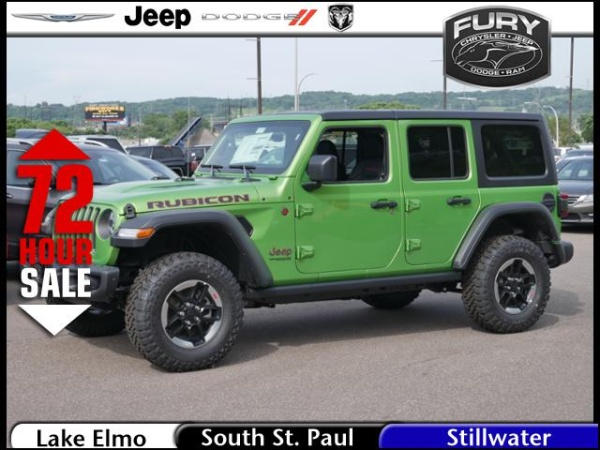 2019 Jeep Wrangler in South St. Paul, MN