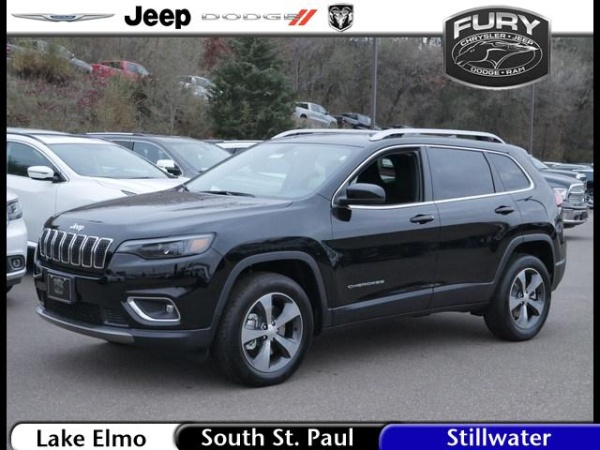 2020 Jeep Cherokee in South St. Paul, MN