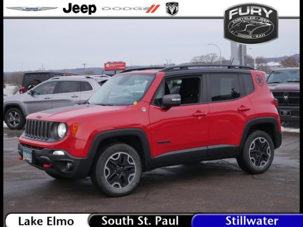 2016 Jeep Renegade in South St. Paul, MN