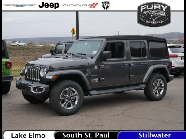 2020 Jeep Wrangler in South St. Paul, MN