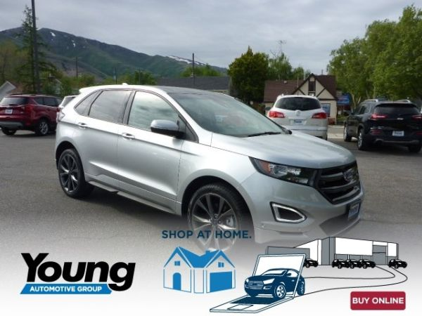 2018 Ford Edge in Brigham City, UT