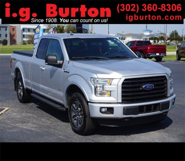 2016 Ford F-150 in Lewes, DE