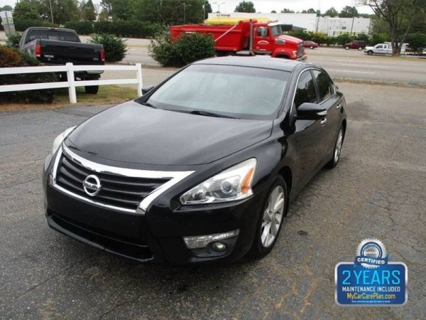 2013 Nissan Altima in Raleigh, NC