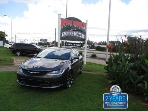 2015 Chrysler 200 in Raleigh, NC