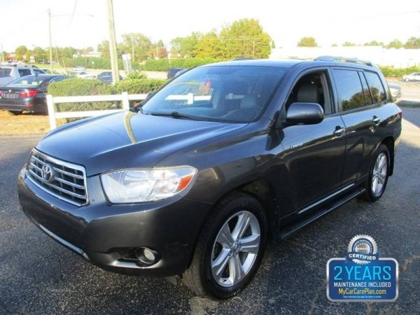 2008 Toyota Highlander in Raleigh, NC