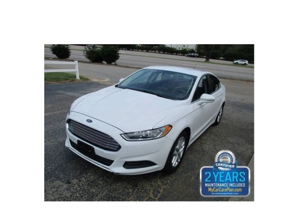 2015 Ford Fusion in Raleigh, NC