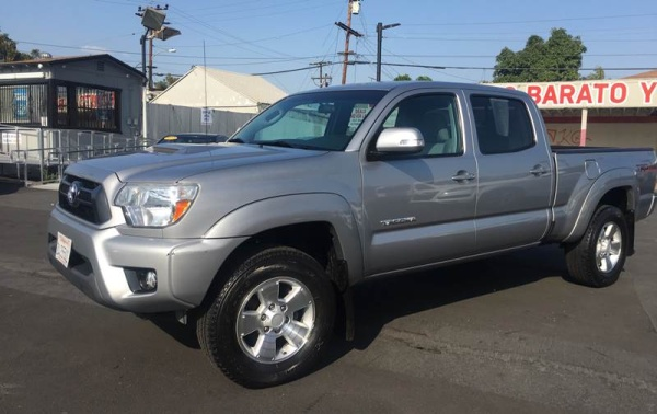 2015 Toyota Tacoma in Los Angeles, CA